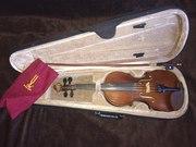 Продаю чешскую скрипку 3/4.